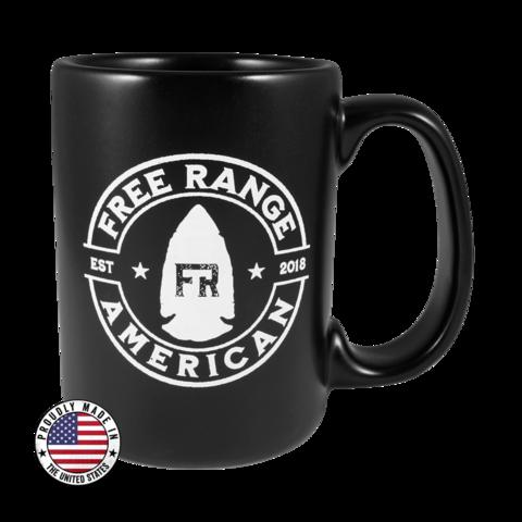BRC Mug Free Range American