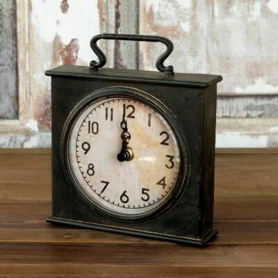Clock Bookcase Size