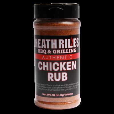 Heath Riles Chicken Rub