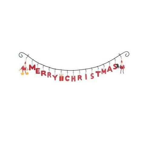 Garland Merry Christmas