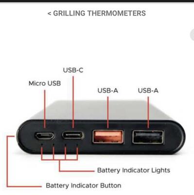 FireBoard Battery Pack