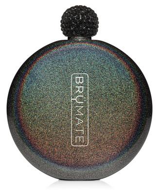 BM Flask Glitter Charcoal
