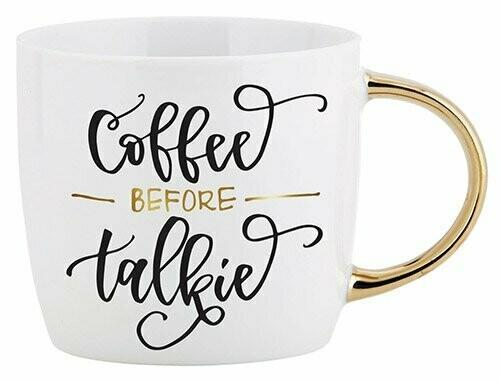 Mug Coffee B4 Talkie