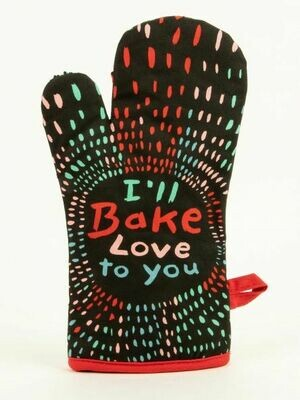 Oven Mitt Bake Love To You