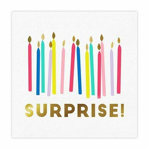 Napkin Surprise 20ct
