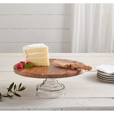 Cake Stand 2pcs Set