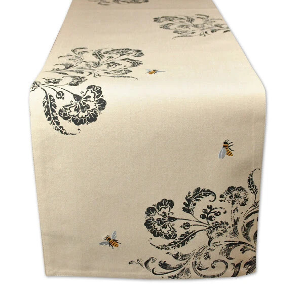 Table Runner Bumble Bee