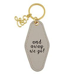 Keychain And Away We Go