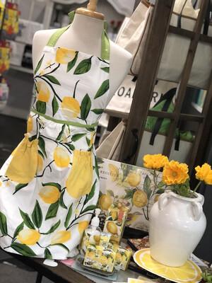 Apron Lemon Bliss