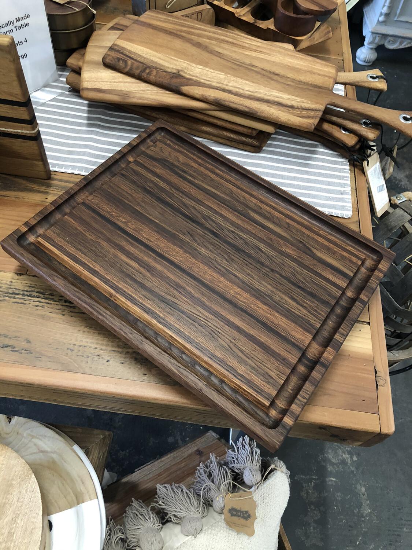 "Cutting Board 15.5"" X 12"" Thin"
