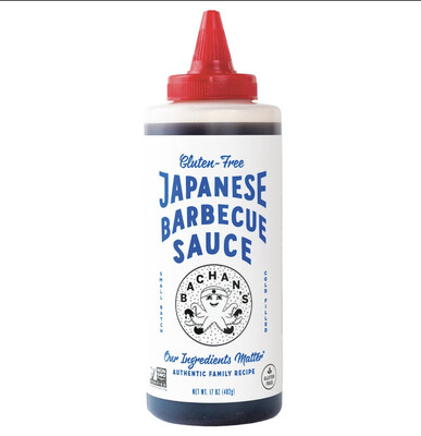 Japanese BBQ Sauce Gluten Free