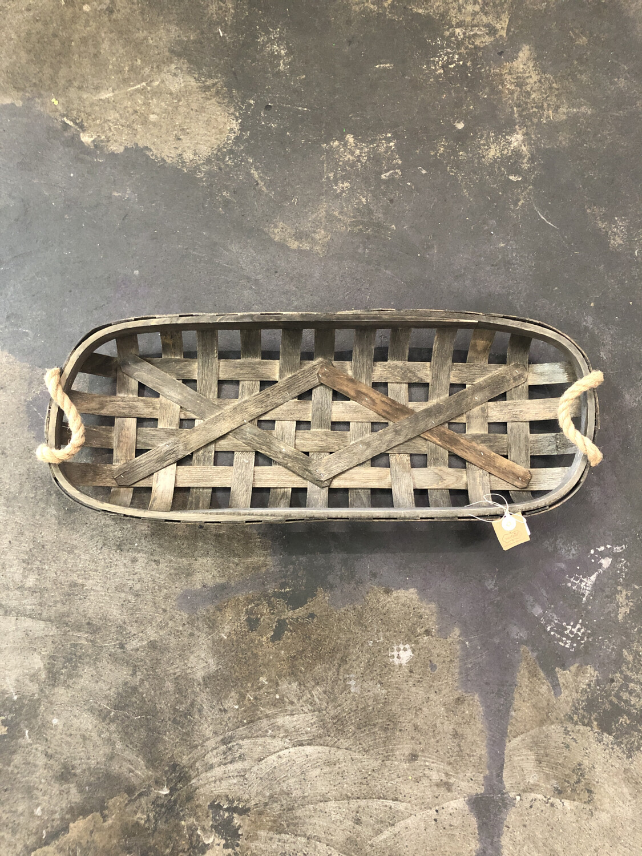 Tobacco Basket Tray Large