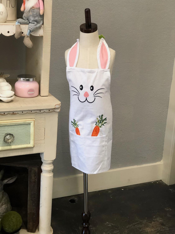 Apron Kids Easter Bunny