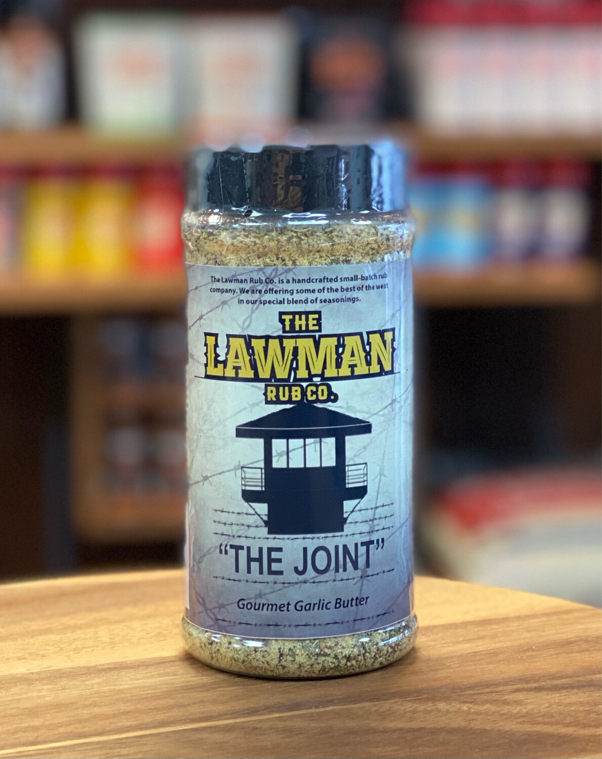 Lawman Rub The Joint