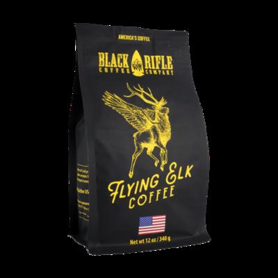 BRC Ground Flying Elk