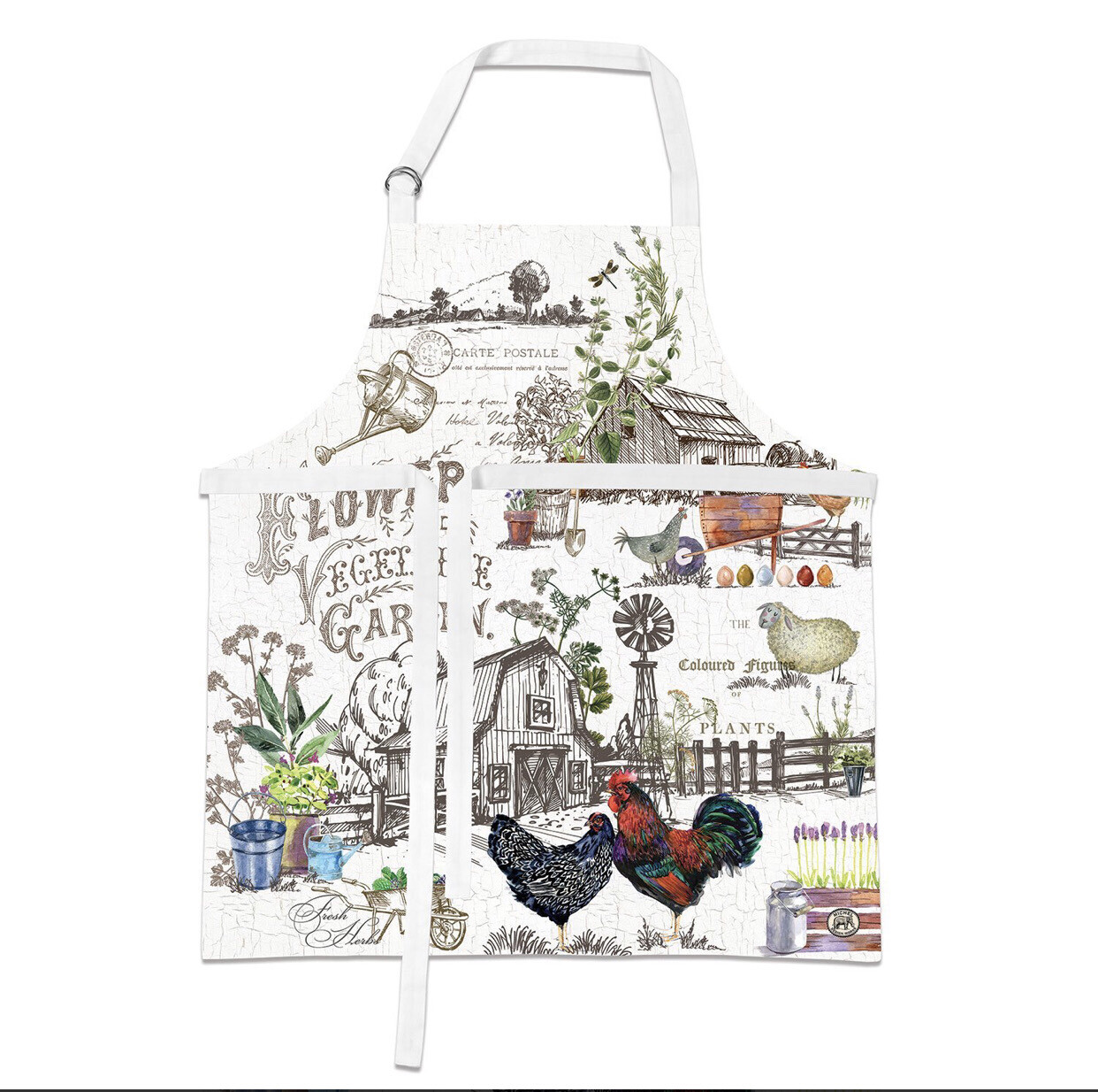 Apron Country Life