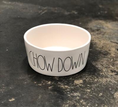 Bowl Rae Dunn Chow Down