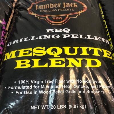 LJ Mesquite Blend 20#