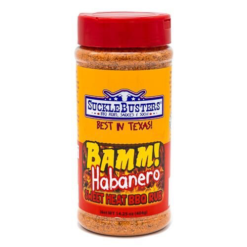 SB Bam Habenero
