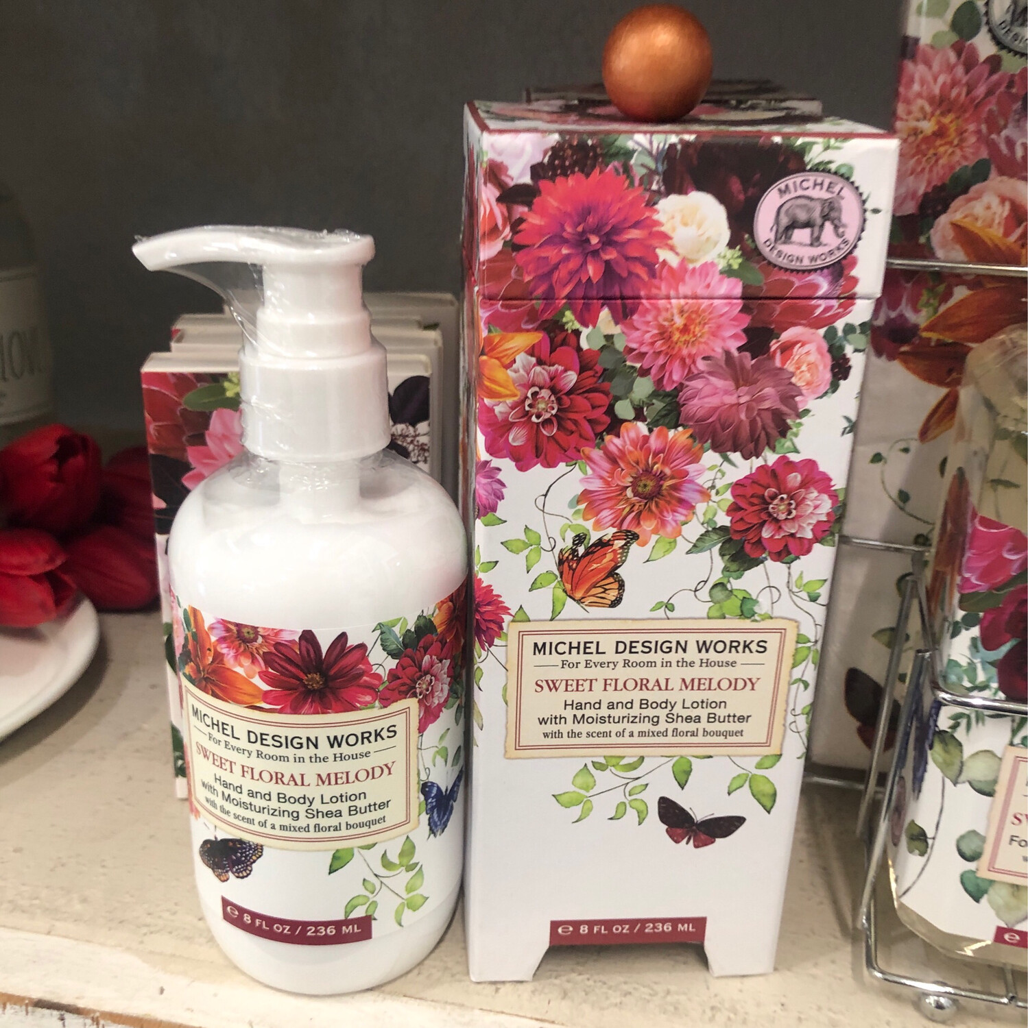 Lotion Sweet Floral Melody