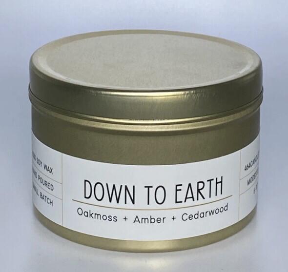 464 Down to Earth 6oz tin