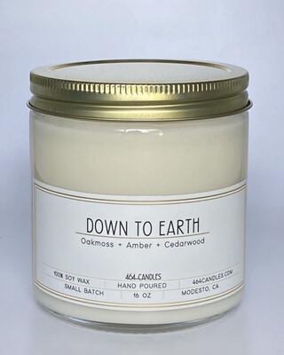 464 Down to Earth 16oz jar