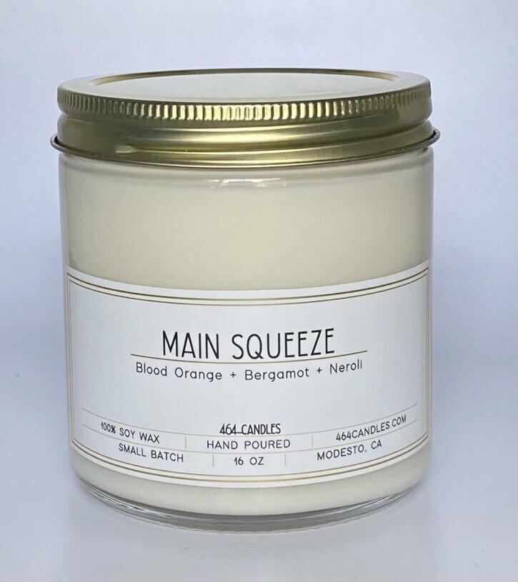 464 Main Squeeze 16oz Jar