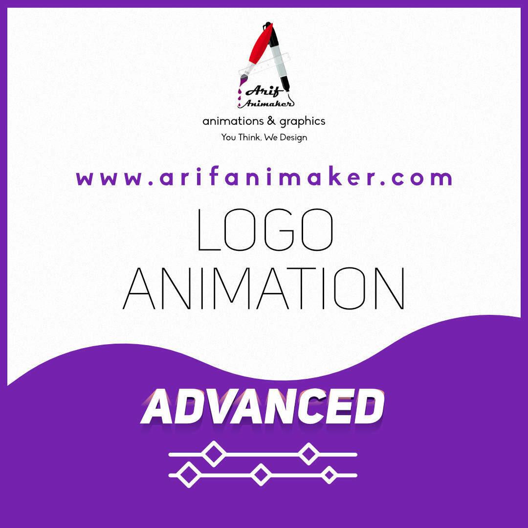 Advanced Logo Animation Services