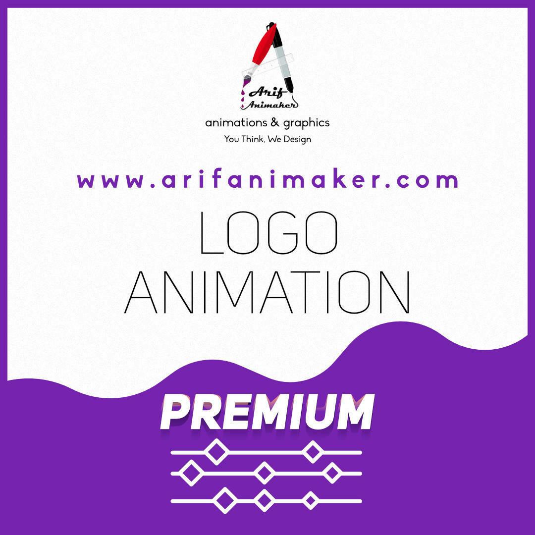 Premium Logo Animations services