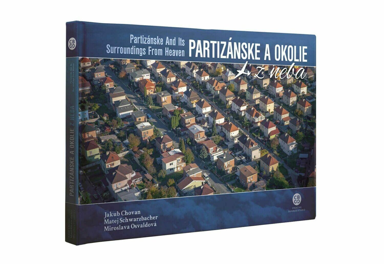 Kniha - Partizánske a okolie z neba