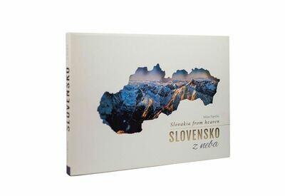 Kniha - Slovensko z neba Exclusive II. vydanie