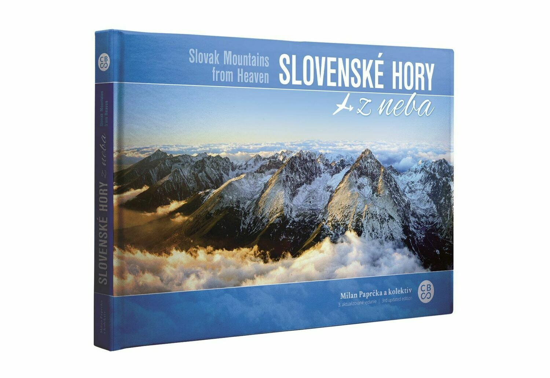 Slovenské hory z neba 3. aktualizované vydanie