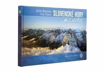 Kniha - Slovenské hory z neba 3. aktualizované vydanie