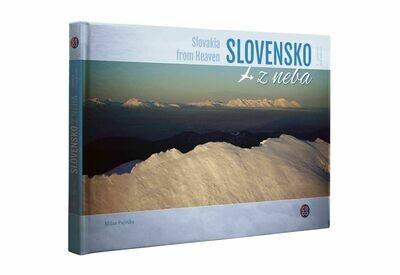 Kniha - Slovensko z neba 3