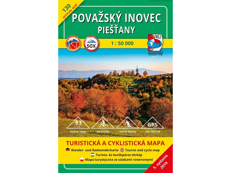 TM 130 - Považský Inovec - Piešťany