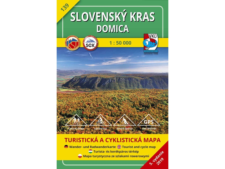 TM 139 - Slovenský kras - Domica