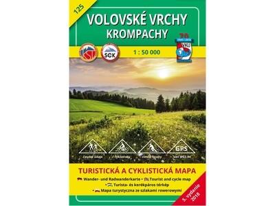 TM 125 – Volovské vrchy – Krompachy
