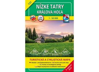 TM 123 - Nízke Tatry - Kráľova hoľa