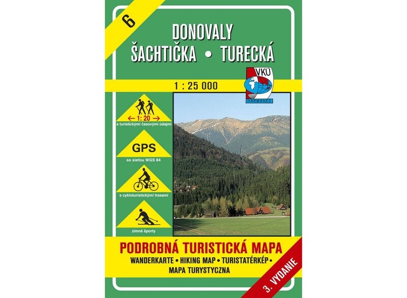 TM 6 - Donovaly, Šachtička, Turecká