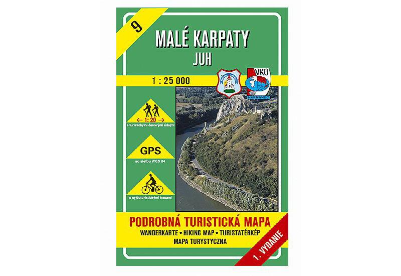 TM 9 - Malé Karpaty - JUH