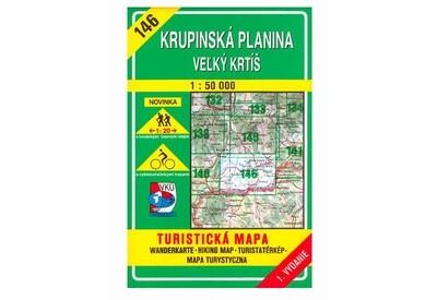 TM 146 - Krupinská planina - Veľký Krtíš