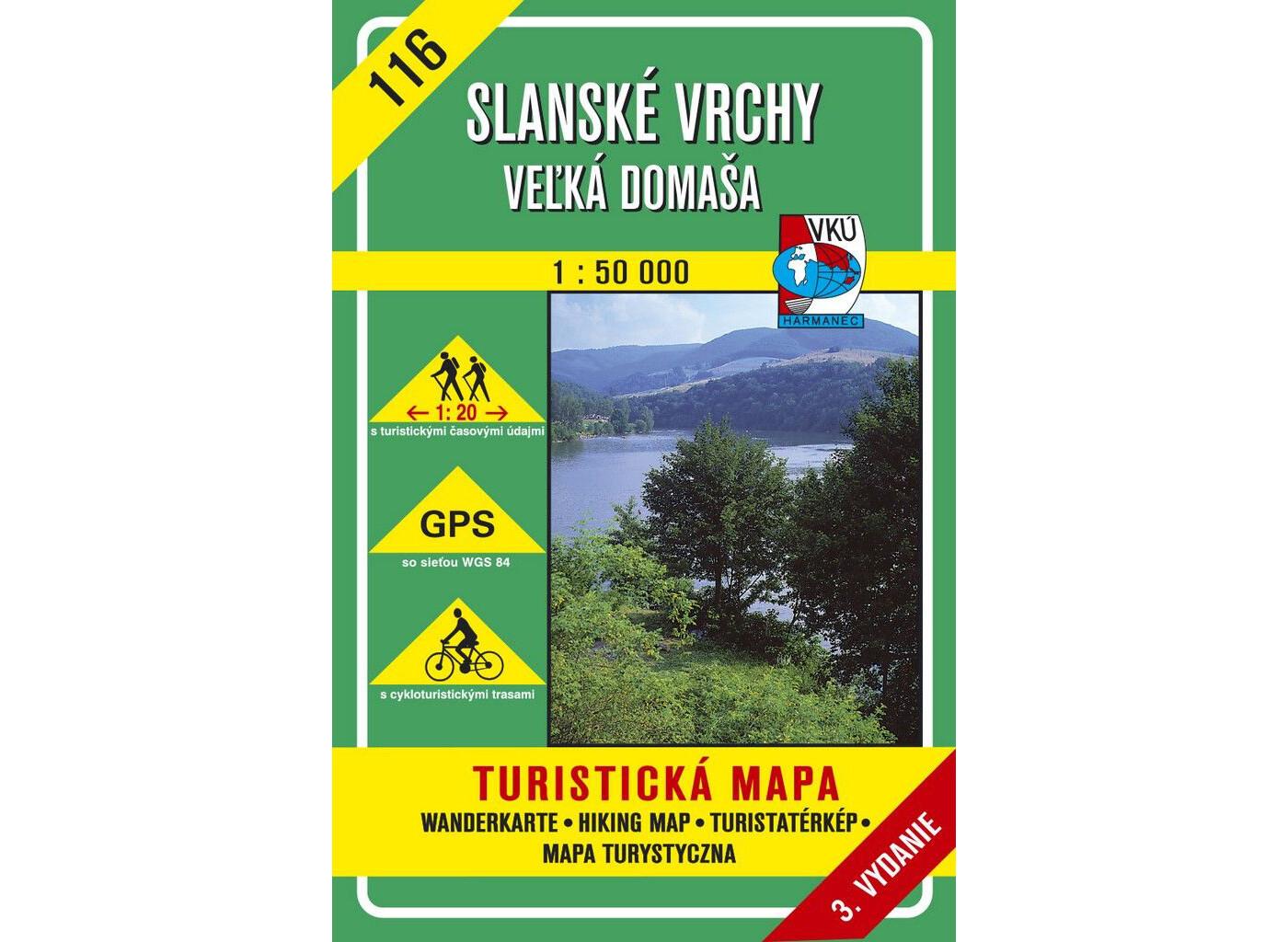 TM 116 - Slanské vrchy - Veľká Domaša