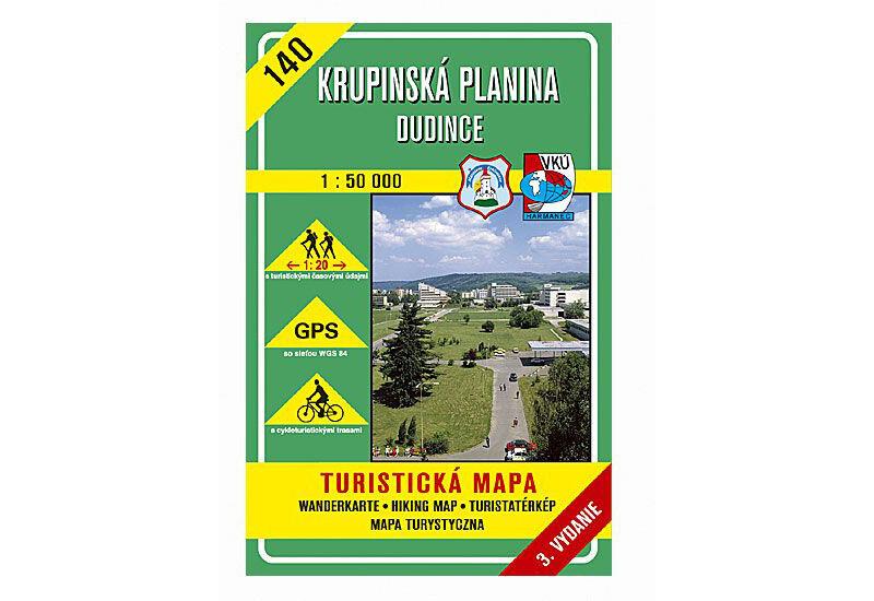 TM 140 - Krupinská planina - Dudince