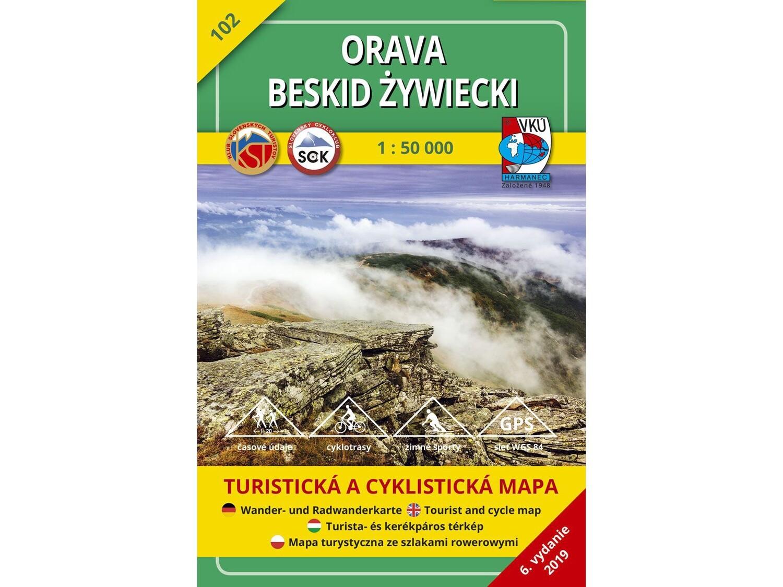 TM 102 - Orava - Beskid Zywiecki