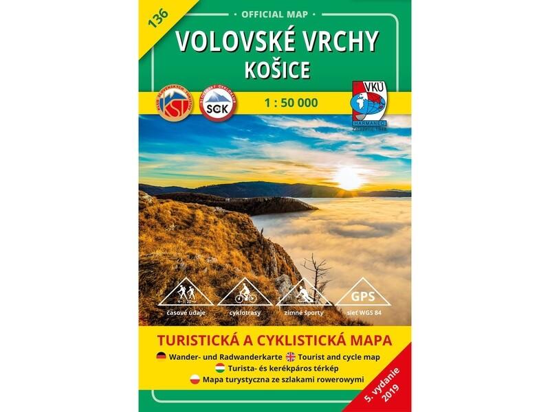 TM 136 - Volovské vrchy - Košice
