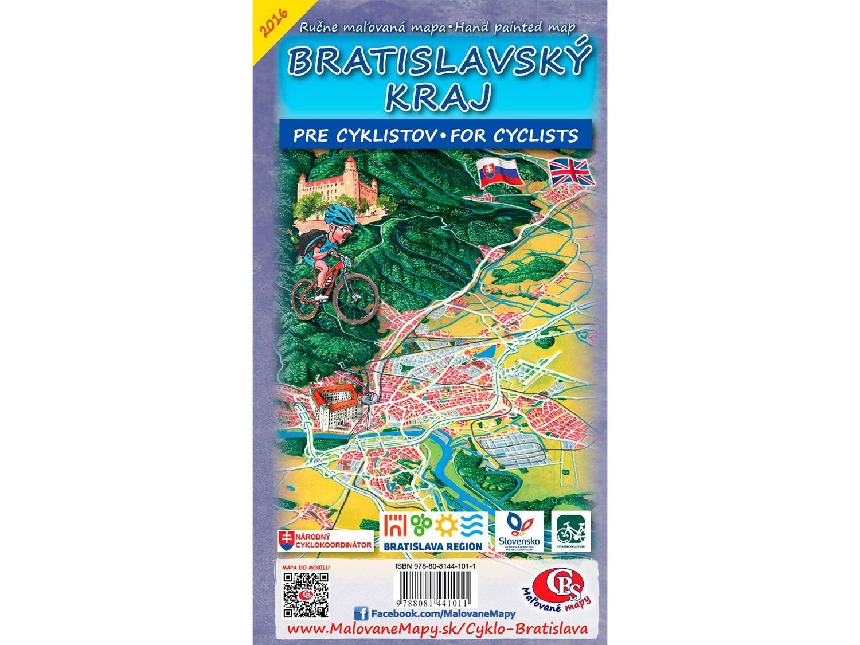 Bratislavský kraj pre cyklistov
