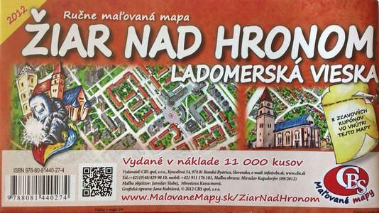 Žiar nad Hronom, Ladomerská Vieska