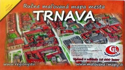 MAPA Trnava