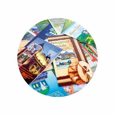 Brožúry a skladačky
