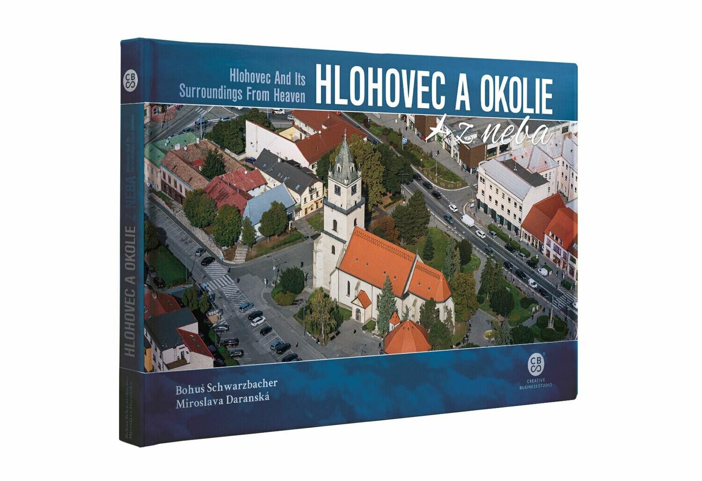 Kniha - Hlohovec a okolie z neba